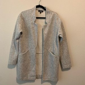 Express Womens Pea Dress Coat size Small G48